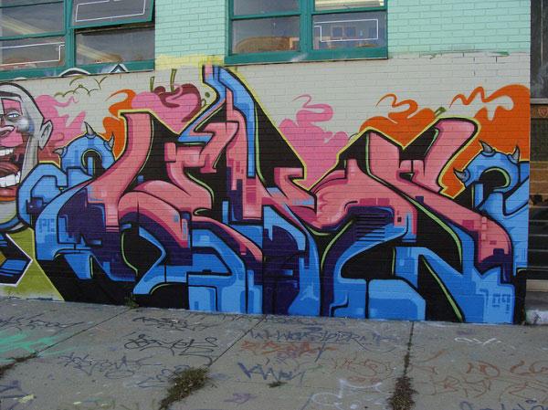 Chicago Graffiti